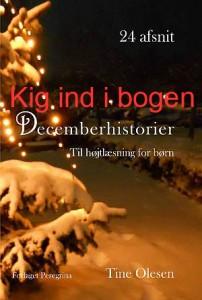 Decemberhistorier Forside lille kig ind